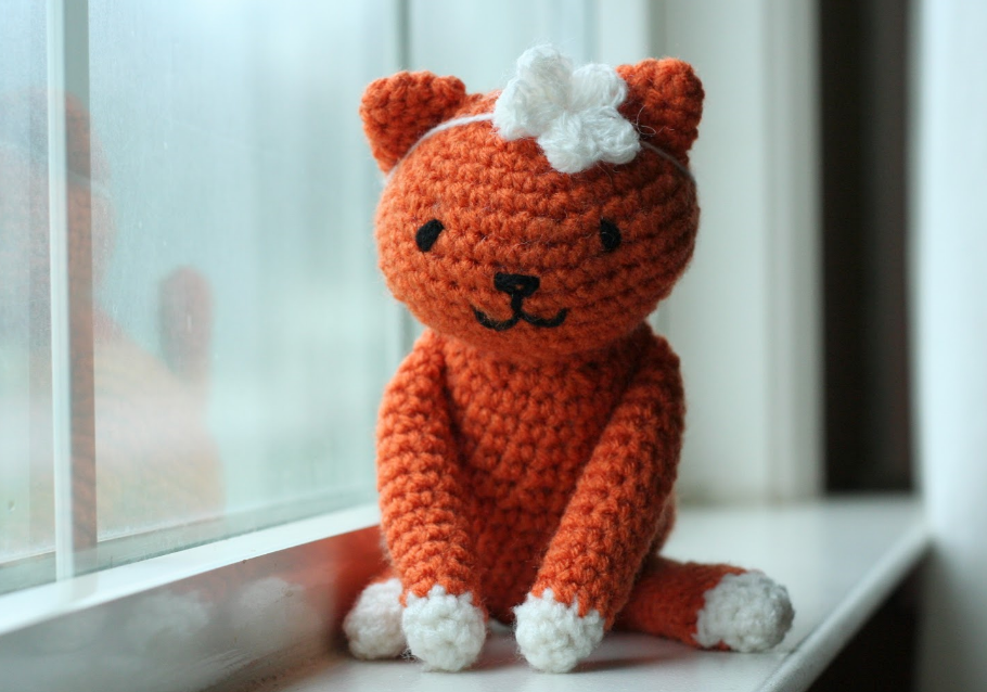 Amigurumi Cats patterns crochet sweets Pinterest
