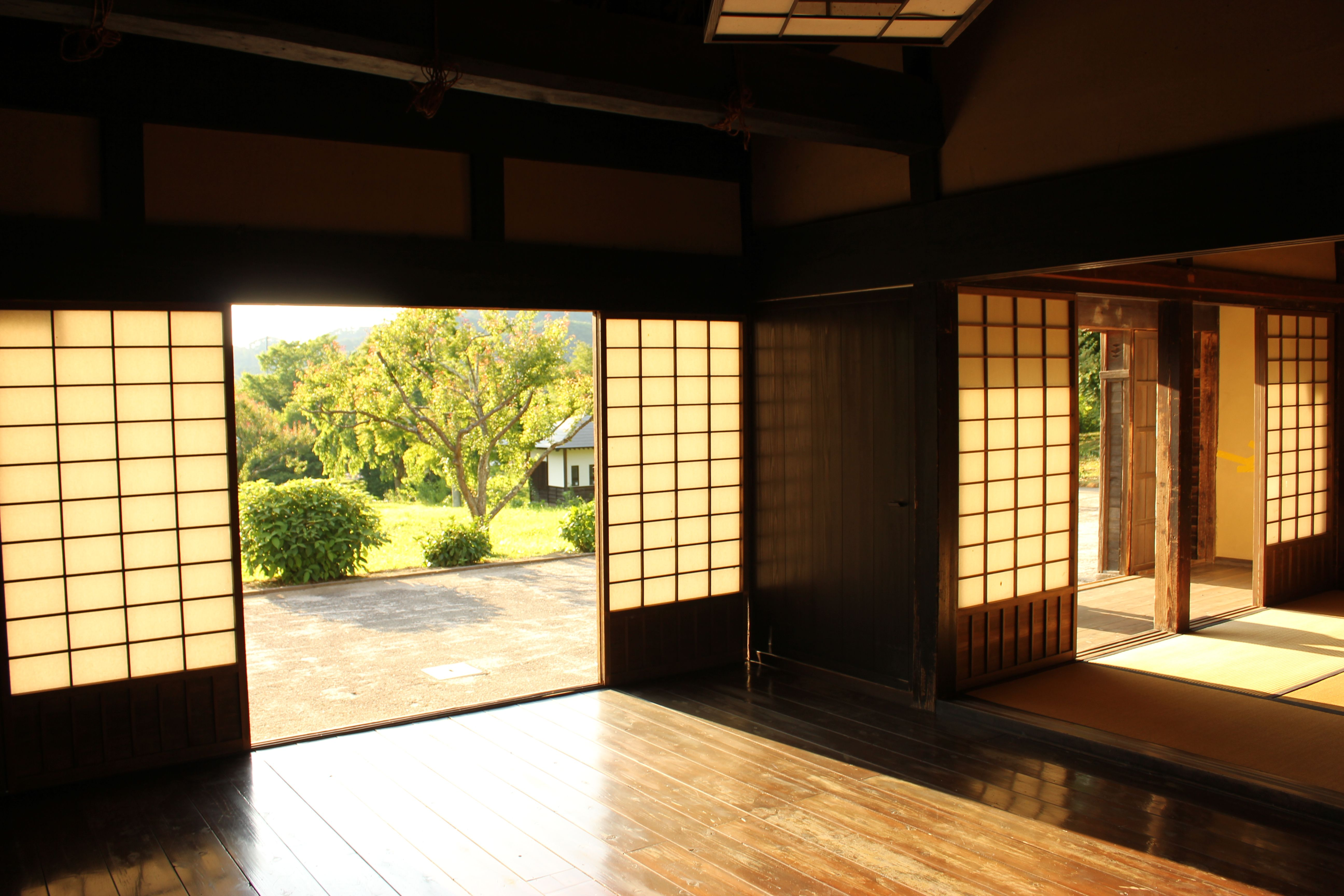 Japanese traditional house house ideas pinterest - Traditional japanese house ...