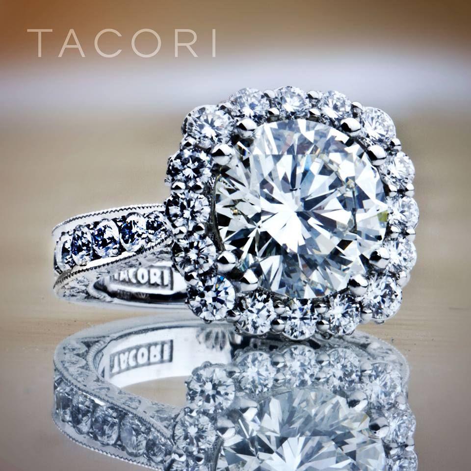 tacori ring wedding pinterest