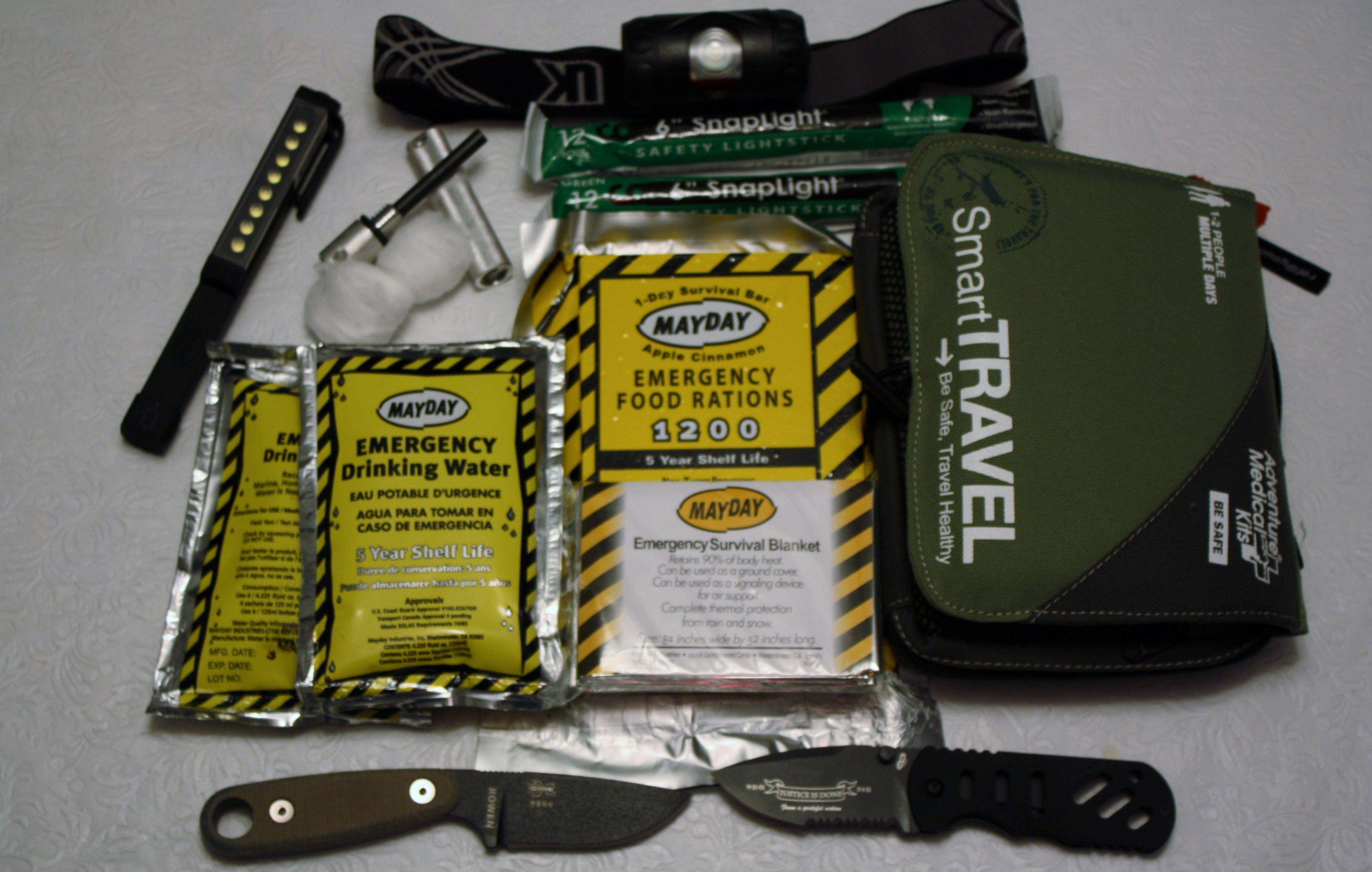 Emergency edc kit uk