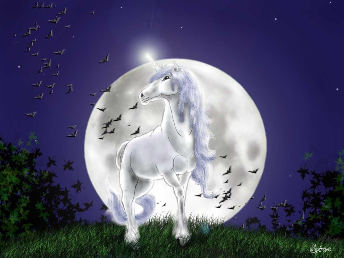 are unicorns mythical