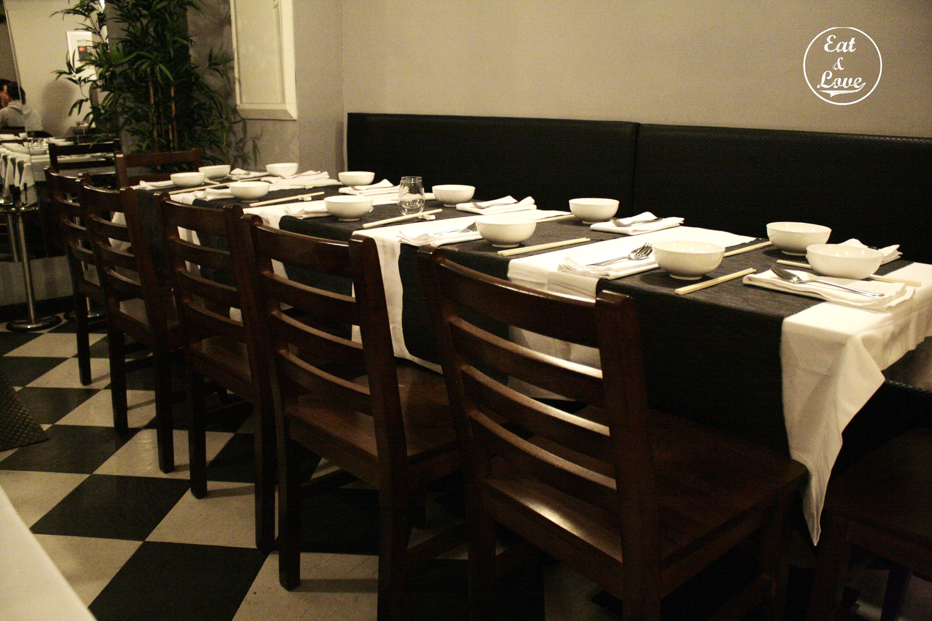 Restaurante Vietnam - Madrid