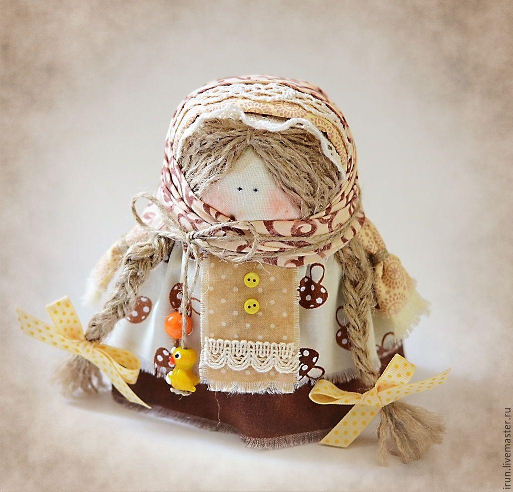 Кукла оберег на богатство своими руками 88