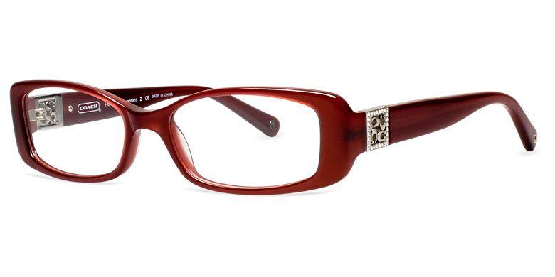 Designer Eyeglass Frames Coach : Coach HC6006B Designer & Fashion Eyewear Pinterest
