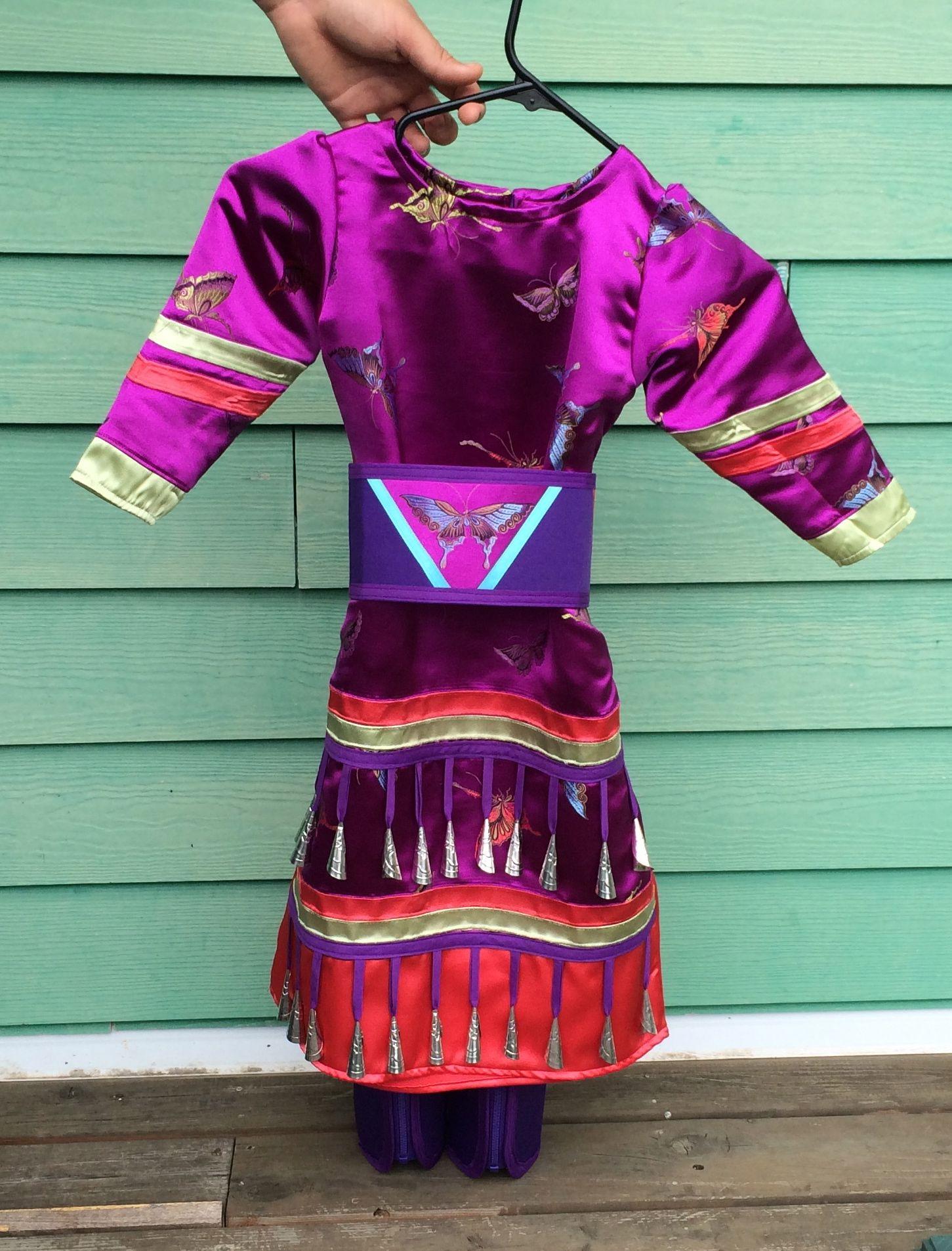 pin by m 233 lissa cr 233 on jingle dress