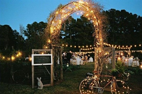 Perfect Backyard Wedding : perfect!!! Backyard weddingparty  Wedding Ideas  Pinterest