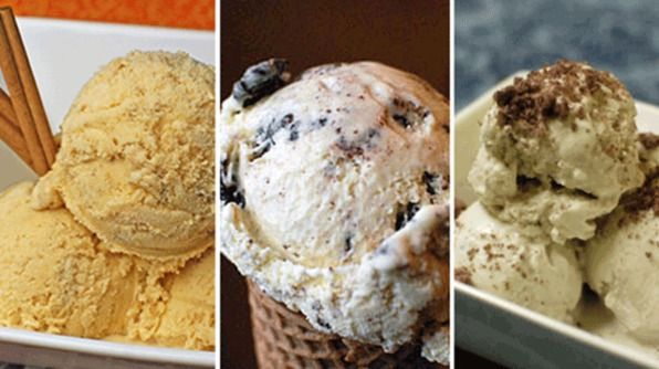 "... Pie, Cinnamon Toast Crunch, and Boo Berry ""Cereal Milk"" Ice Creams"