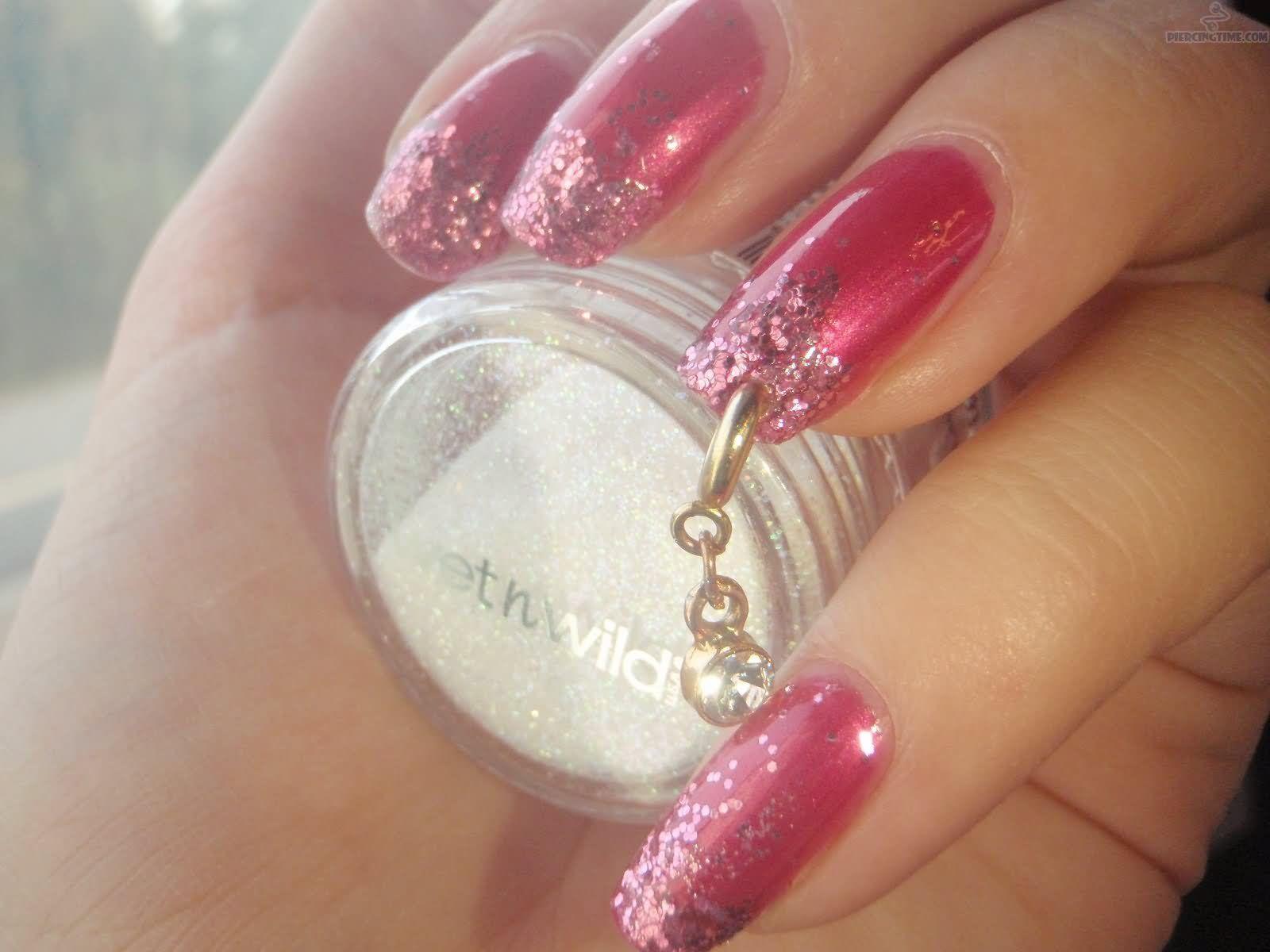 nail piercing nails d