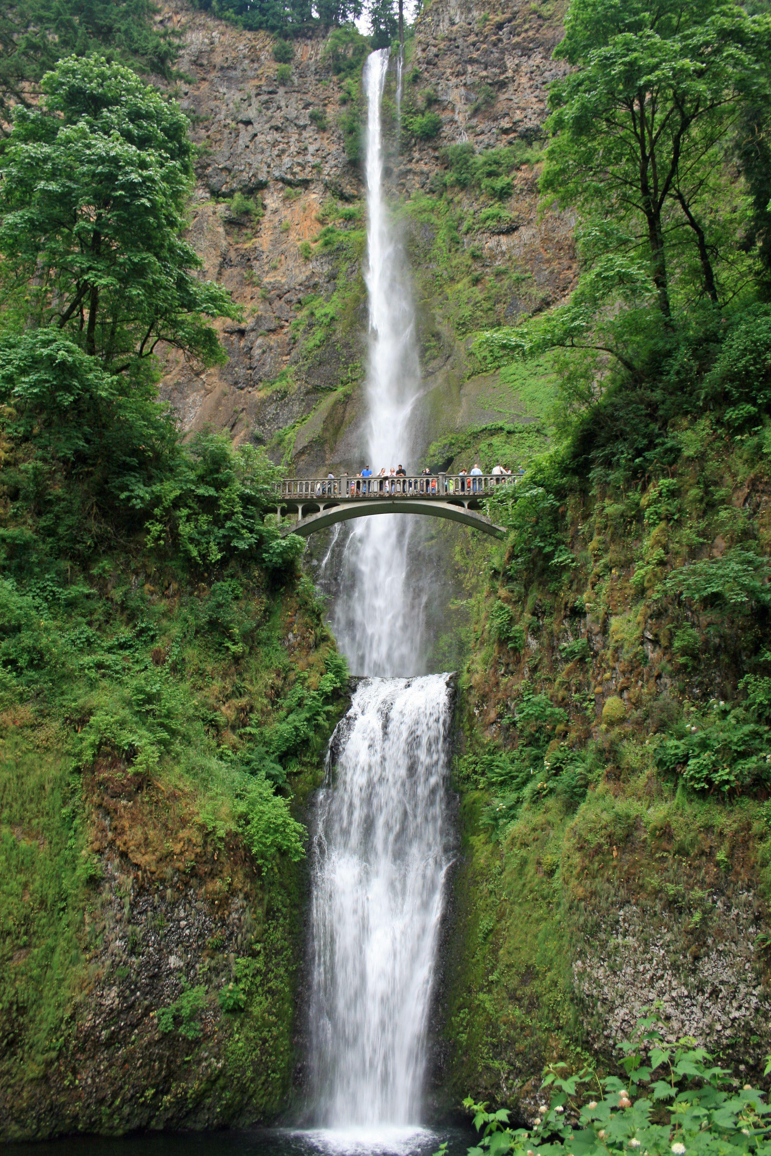 Columbia River Gorge; Multnomah Falls | Favorite Places & Spaces | Pi ...