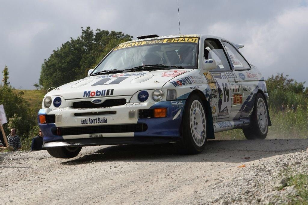escort cosworth wrc
