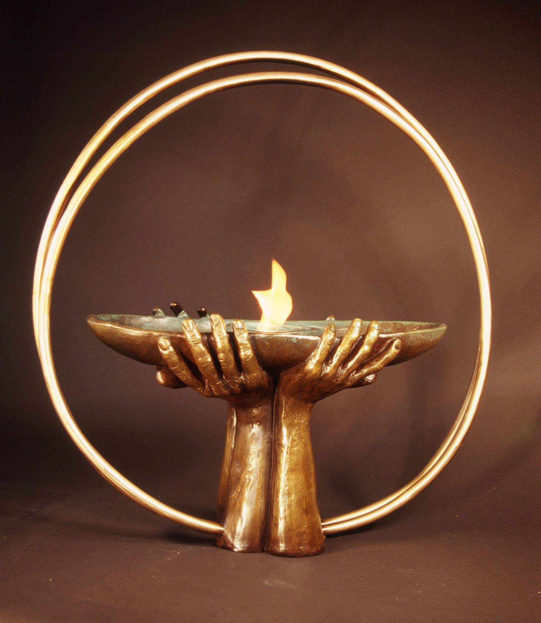 Our Symbol The Flaming Chalice: Unitarian Universalism Religious Education