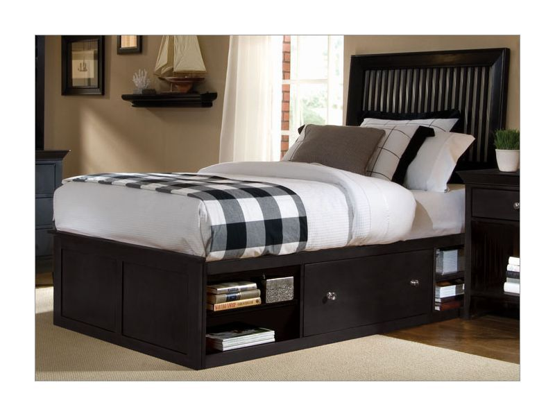 really cool platform bed bedroom re do pinterest