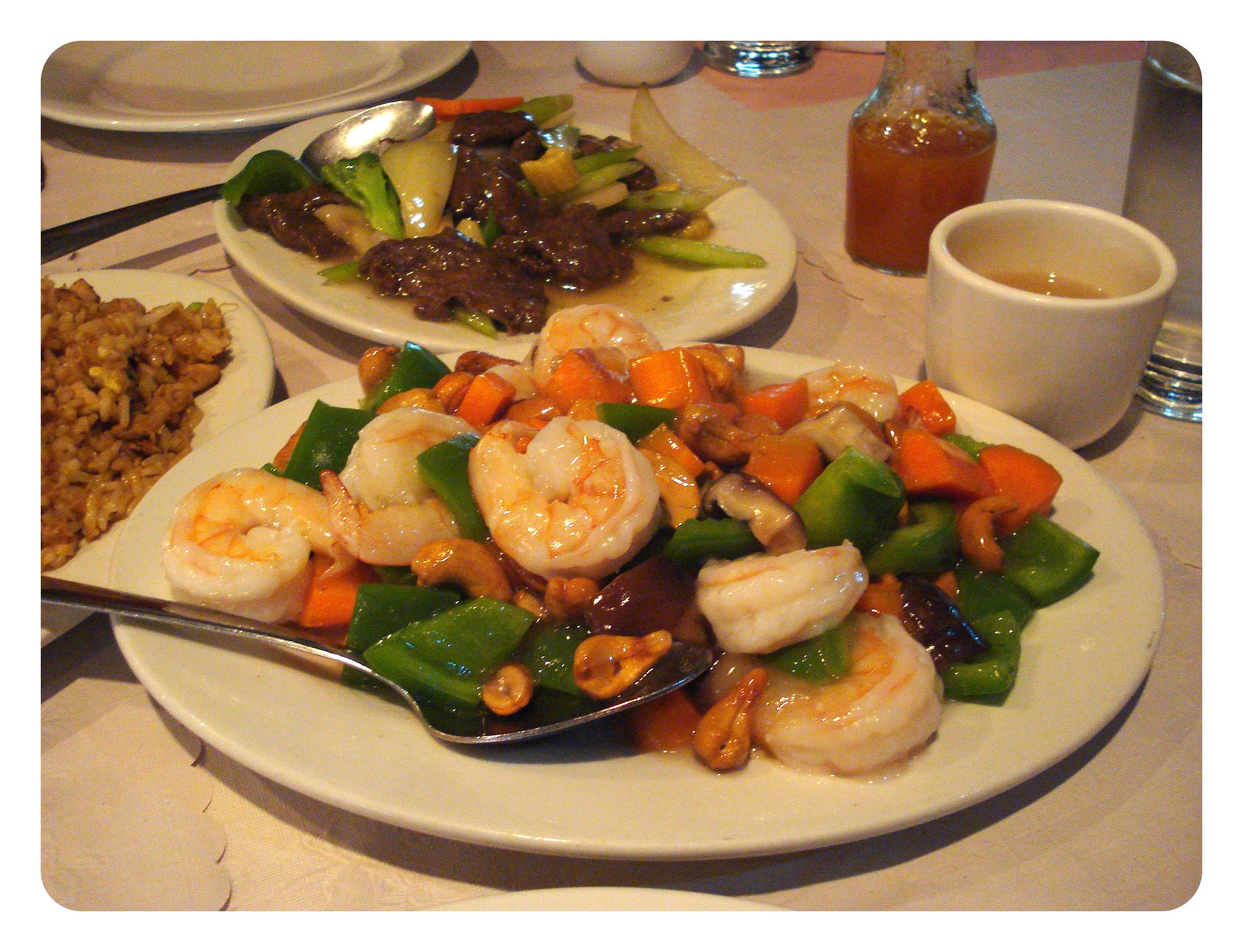 Chinese Food Pin