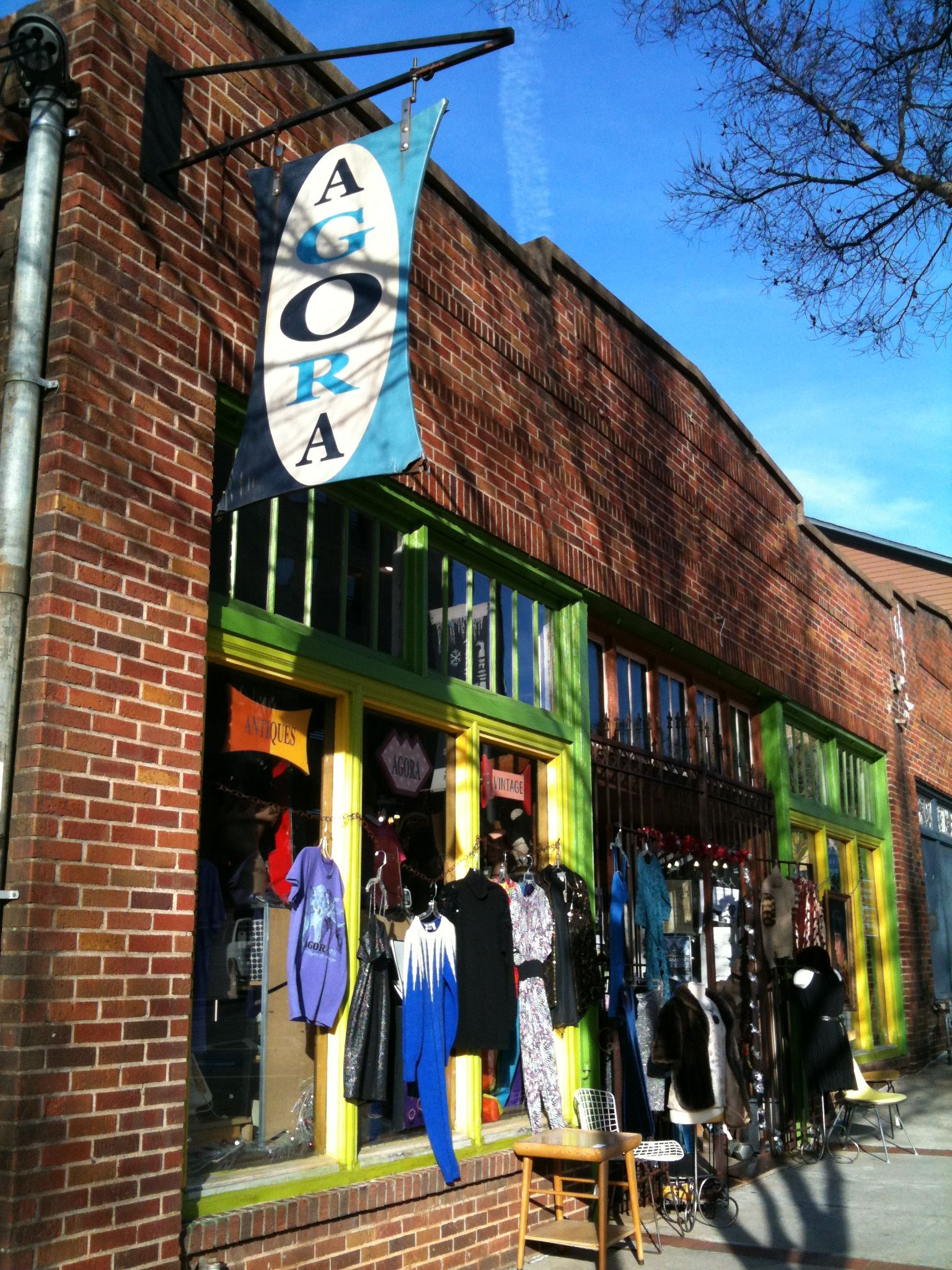 Classic Looks in the Classic City: Athens, GA Vintage Clothes Stores