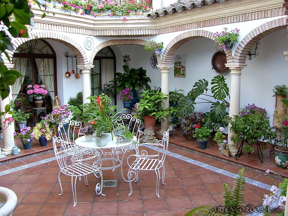 front yard courtyard ideas for the new house pinterest
