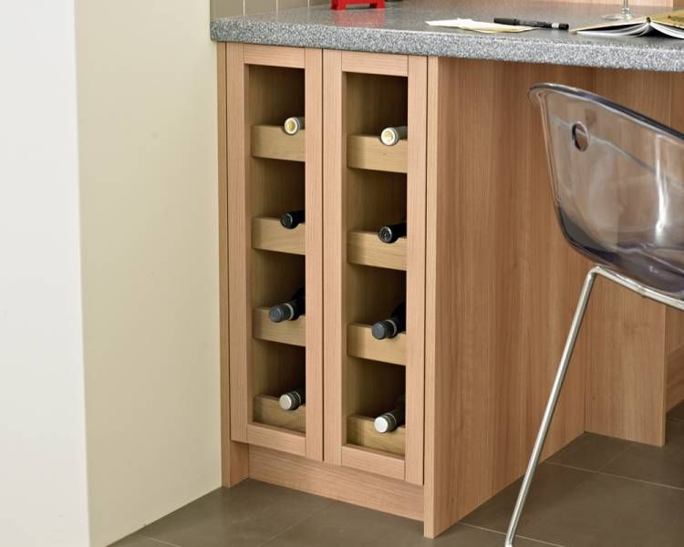 Built in wine rack my future home pinterest for Wine rack built in