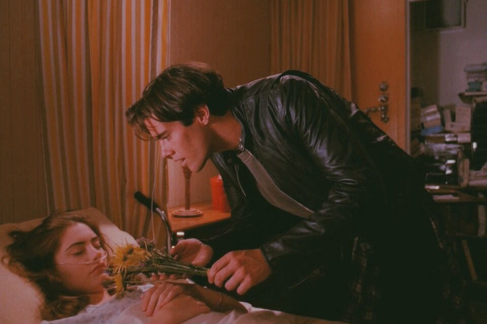 Shelly and Bobby [Twin Peaks]   Twin Peaks.   Pinterest