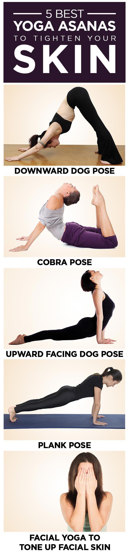 5 Best Yoga Asanas To Tighten Your Skin