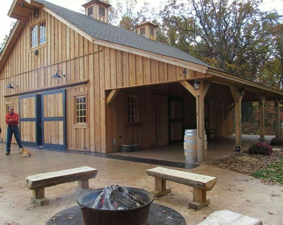 cool barn house barn stalls pinterest