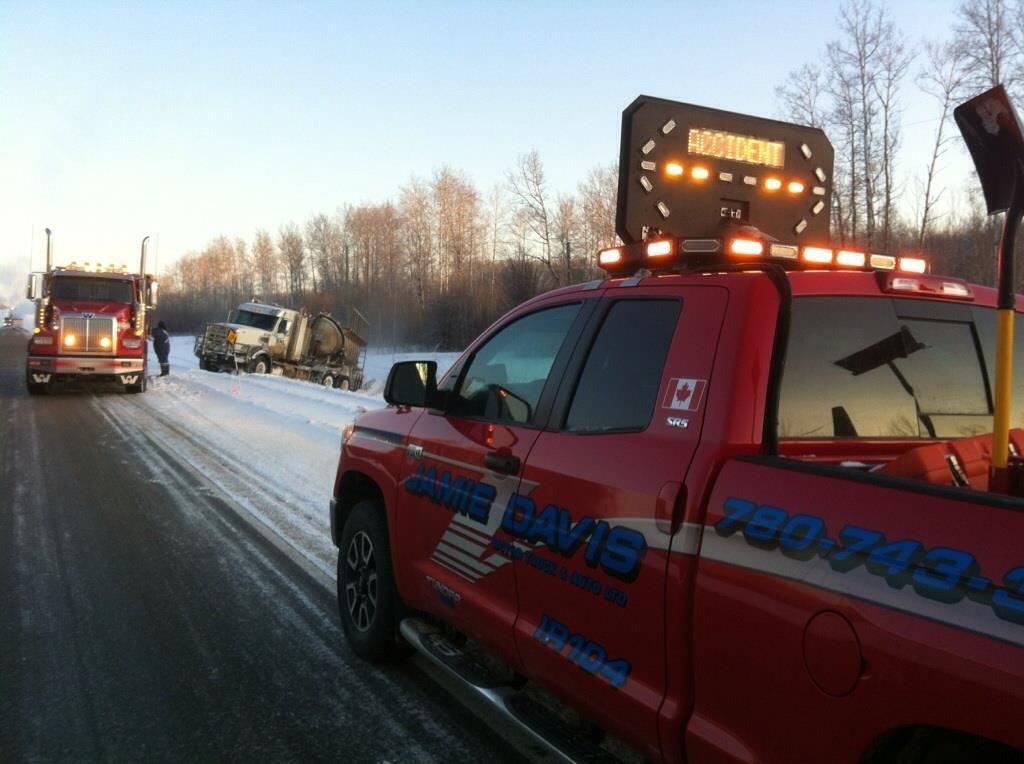 Traffic jamie davis motor truck pinterest for Jamie davis motor truck