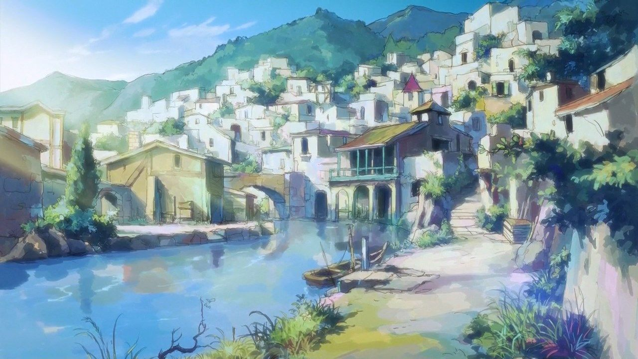 Pin By Noor Sinah On Anime Scenery Anime Anime Artwork