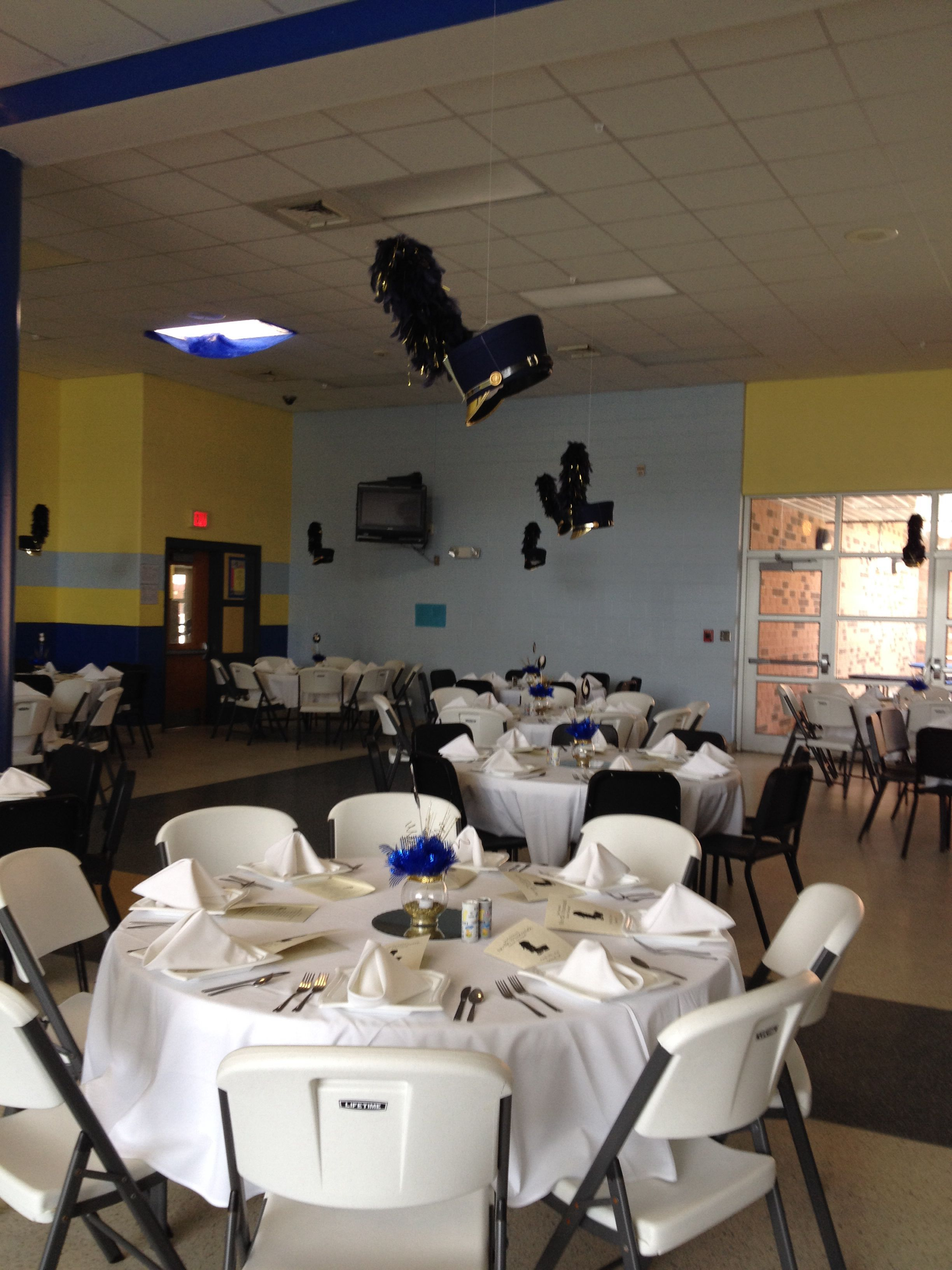 Band banquet idead party decorations pinterest