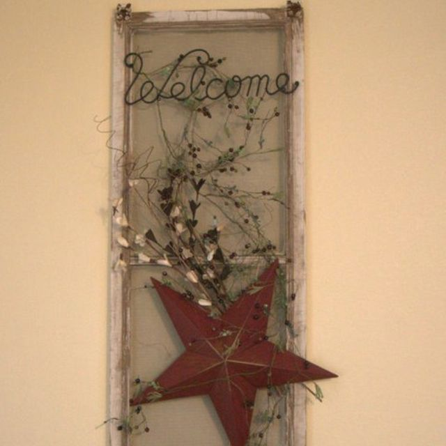 wall decor primitive country rustic pinterest