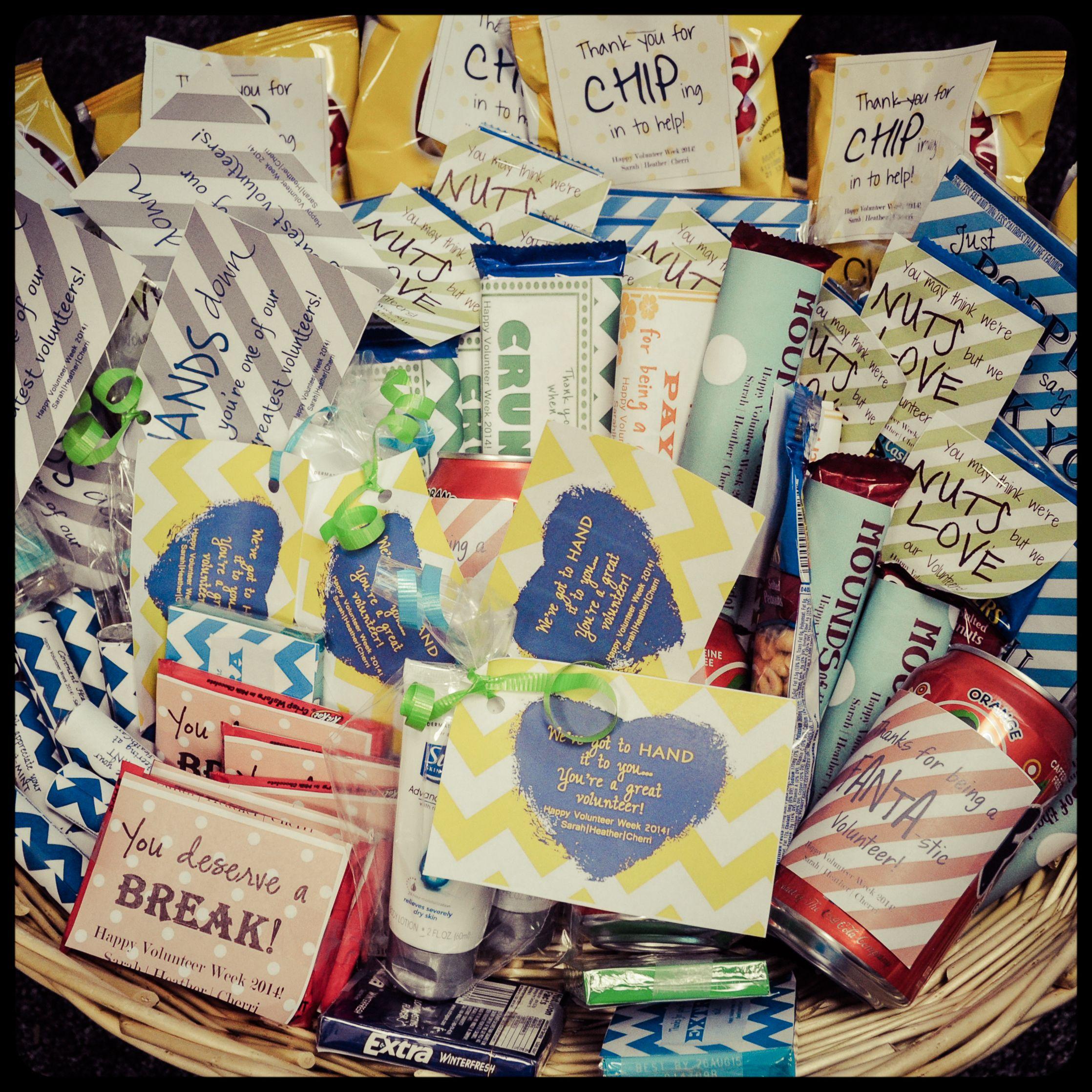 Pin by Tabitha Gray on employee appreciation ideas | Pinterest