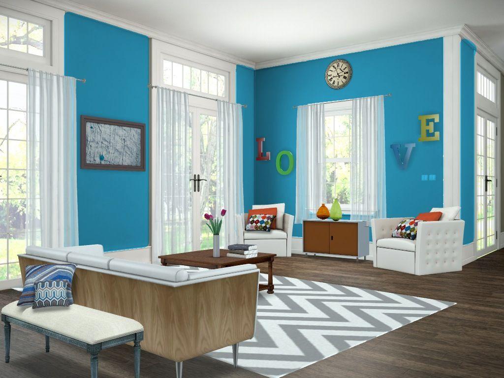 Funky Living Room Design Pinterest