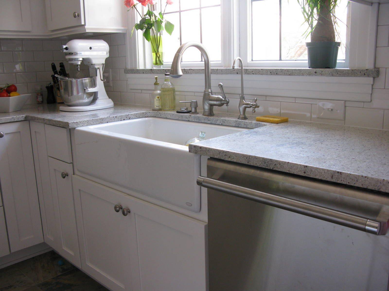 Kitchen With Apron Sink : apron sink Kitchen Ideas Pinterest