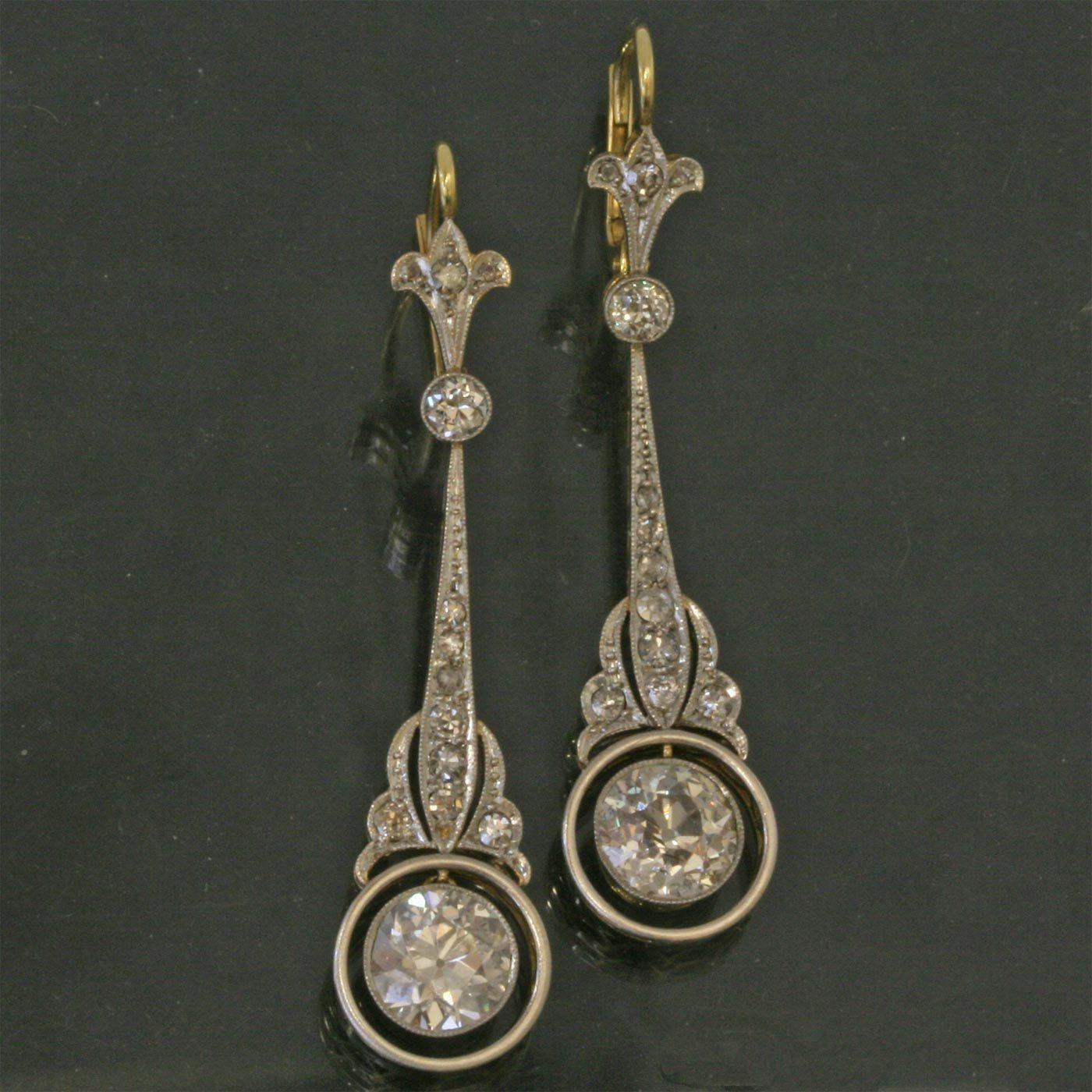 art deco earings prettiness vintage jewelry pinterest
