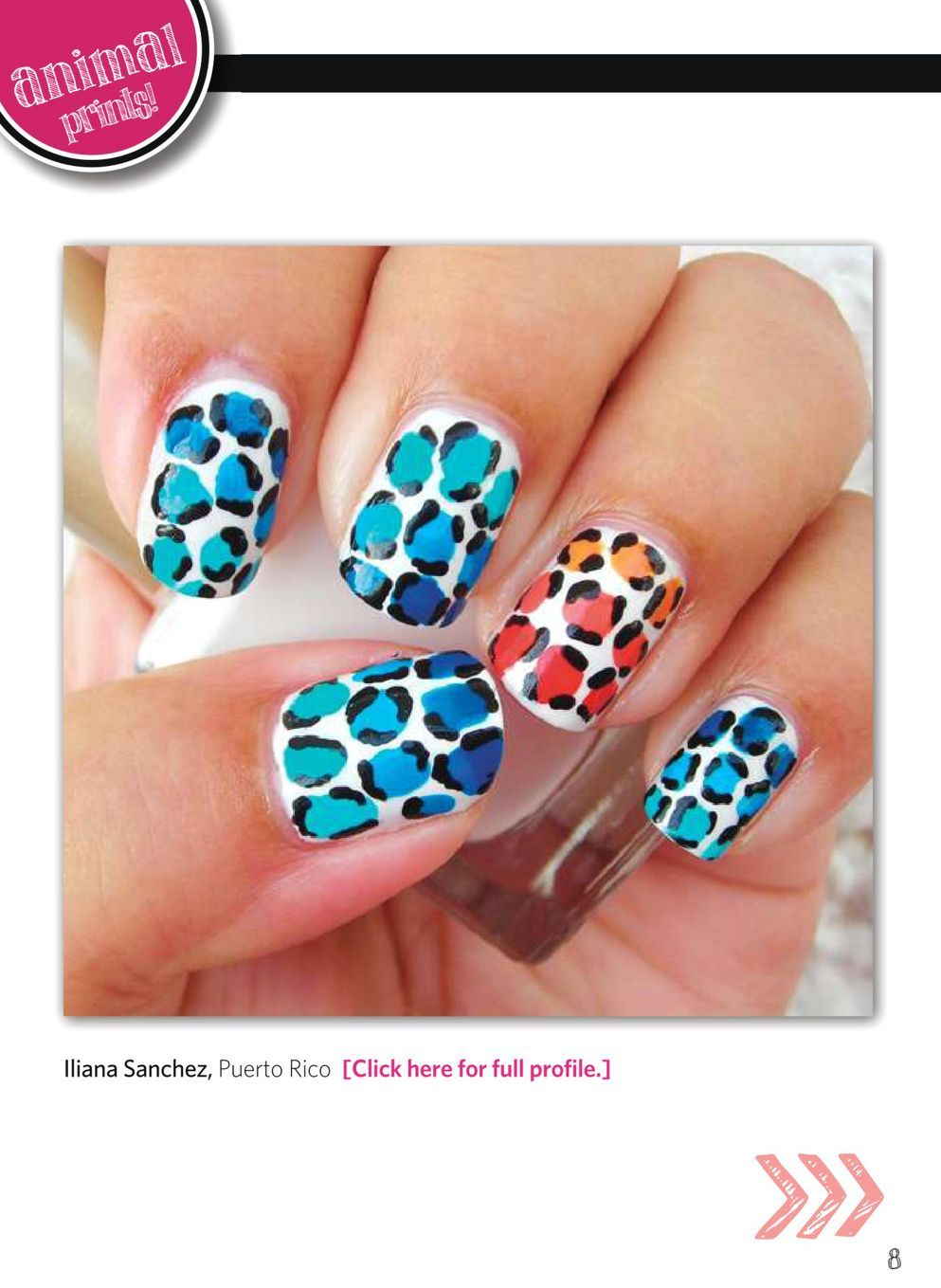 Pinterest Nail Art Gallery Pictures to Pin on Pinterest - PinMash