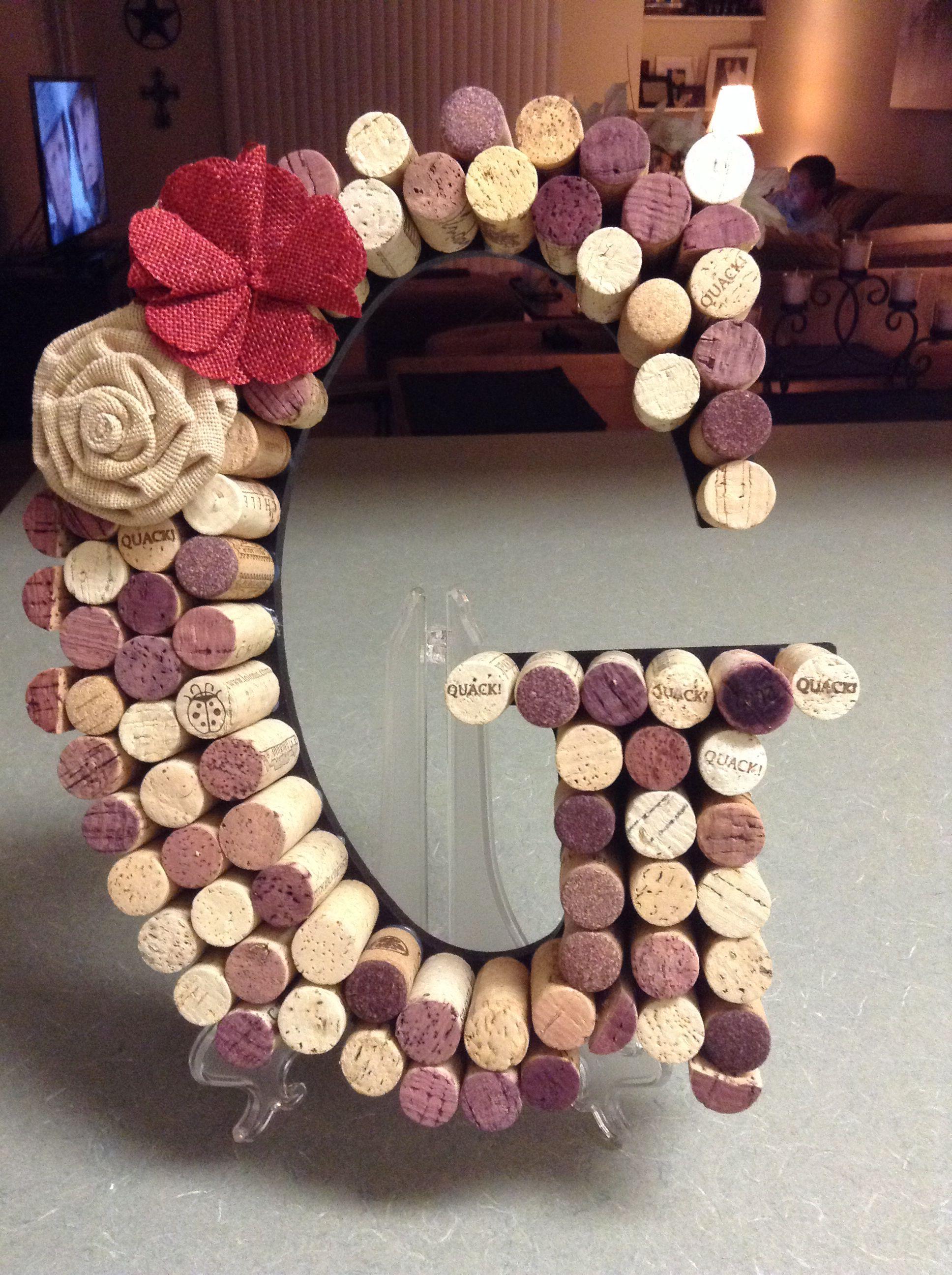 12++ Wine cork crafts pinterest ideas