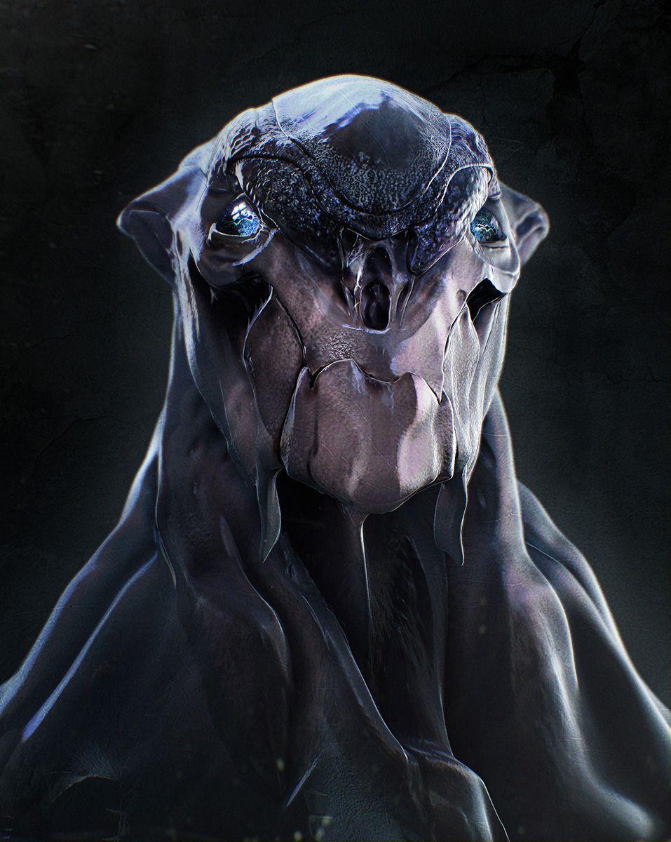 Cgi alien creature fucked videos