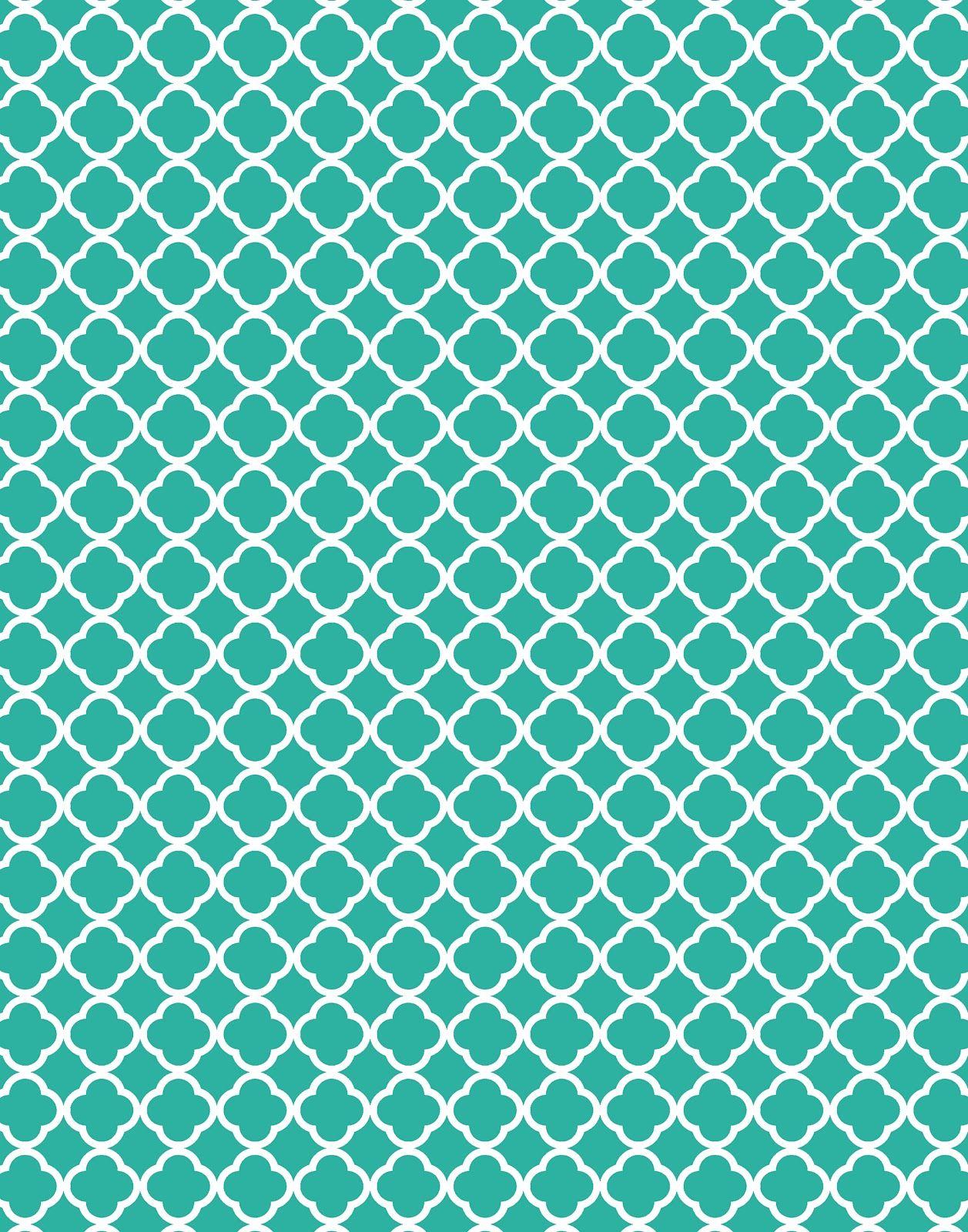 quatrefoil pattern background - photo #20