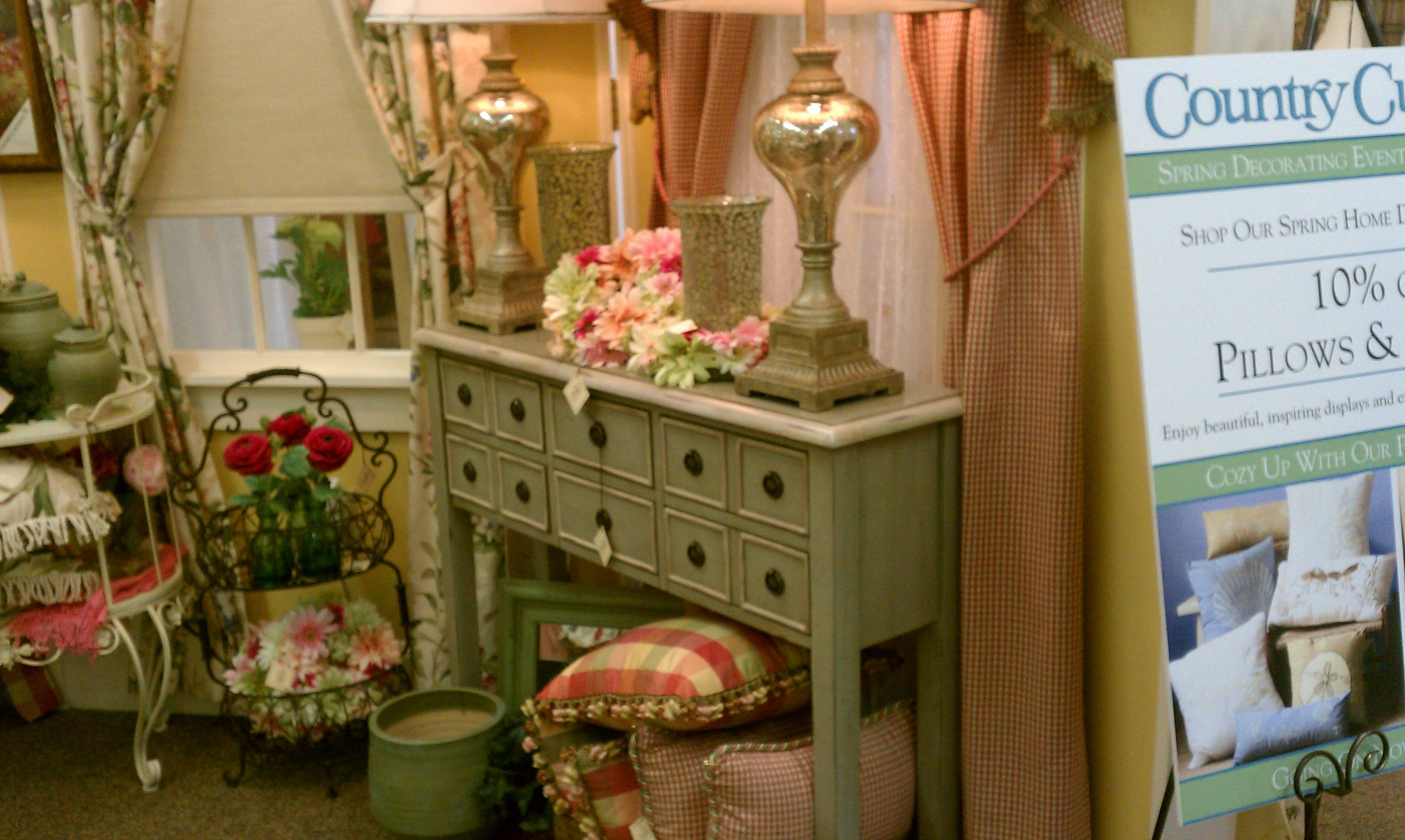 Country Curtains in Sudbury, MA ` | Window Shopping | Pinterest