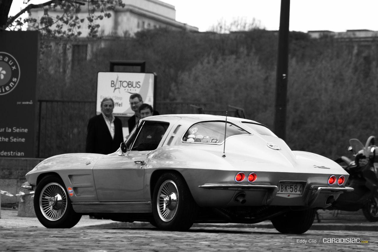 pin corvette wallpaper 1963 - photo #16