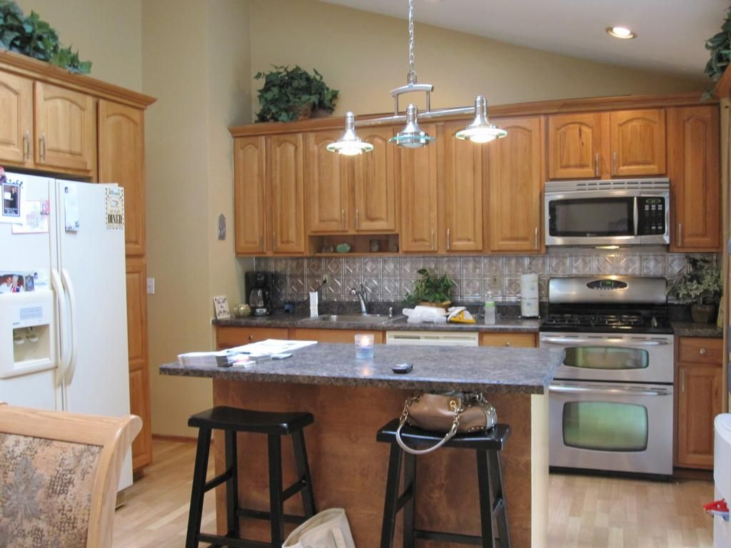 kitchen lighting for vaulted ceilings kitchen ideas