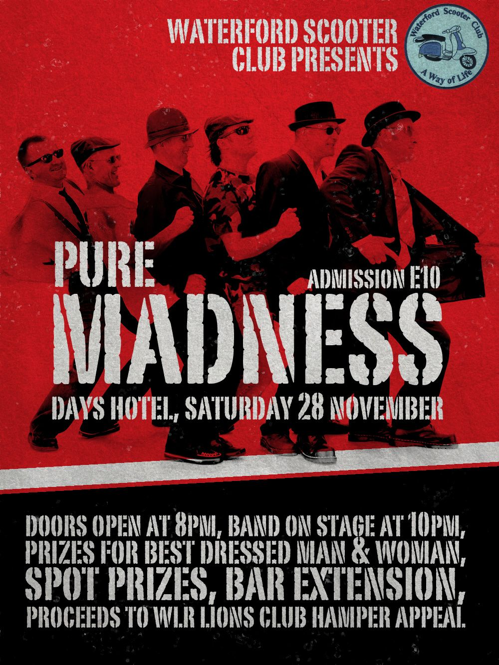 Madness | Music, Gig, ...