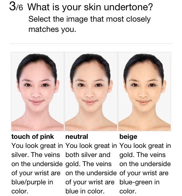 Skin Tones  Makeup  Pinterest