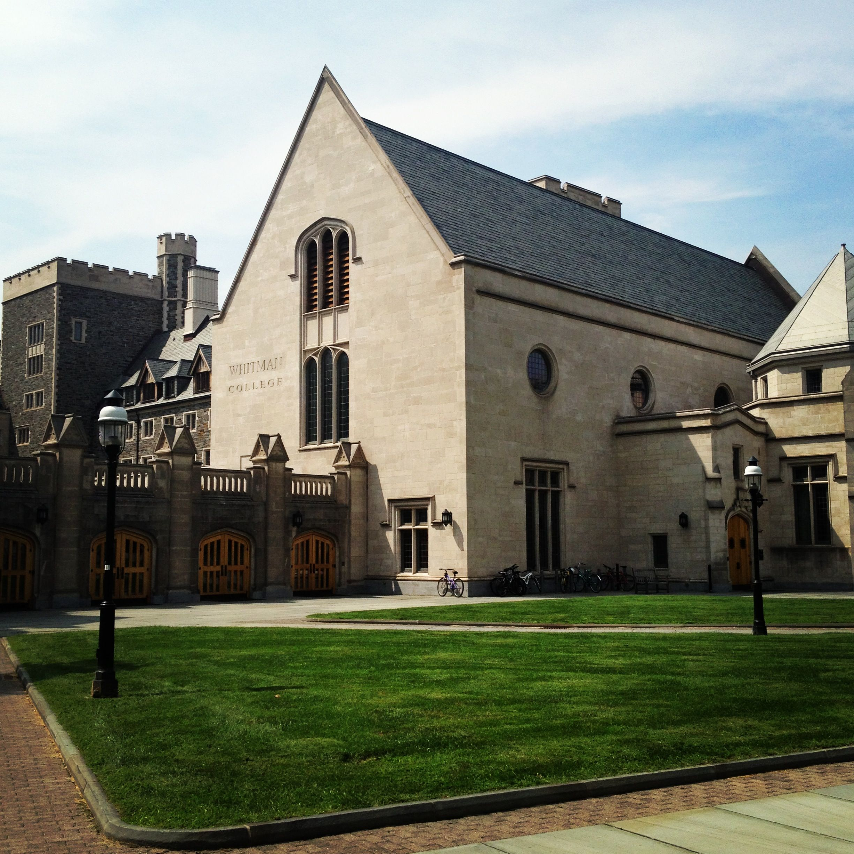 Whitman Game Room Princeton