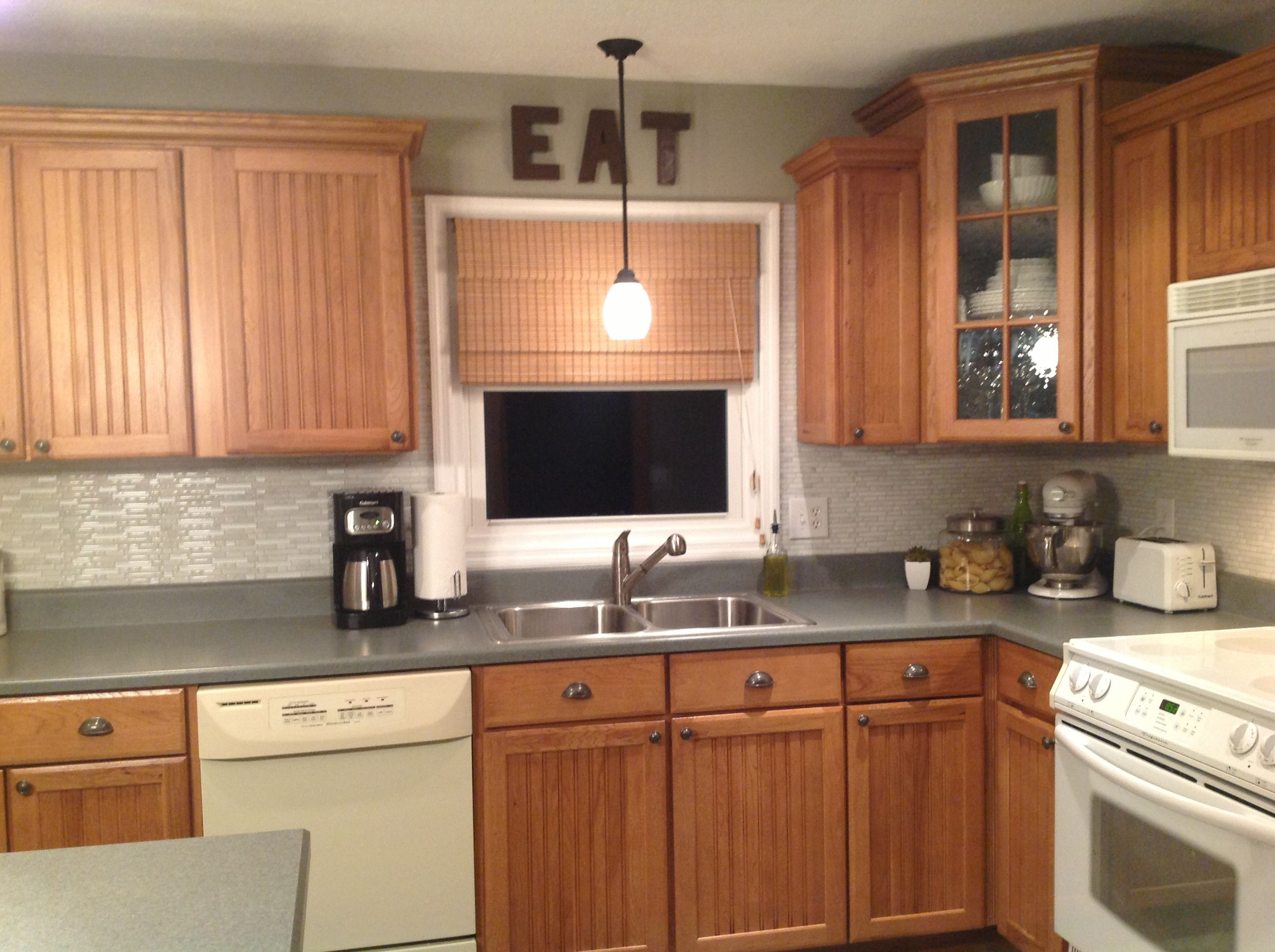 smart tiles backsplash kitchens pinterest