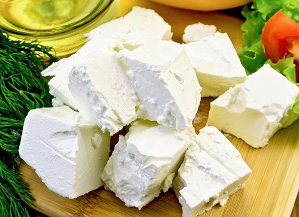 Рецепт приготовления сыра феты