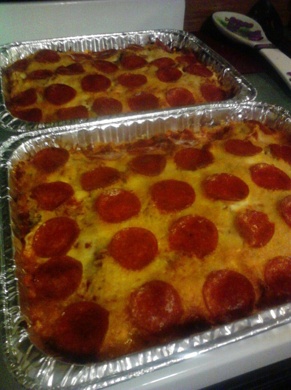 Pepperoni casserole | Main Course | Pinterest