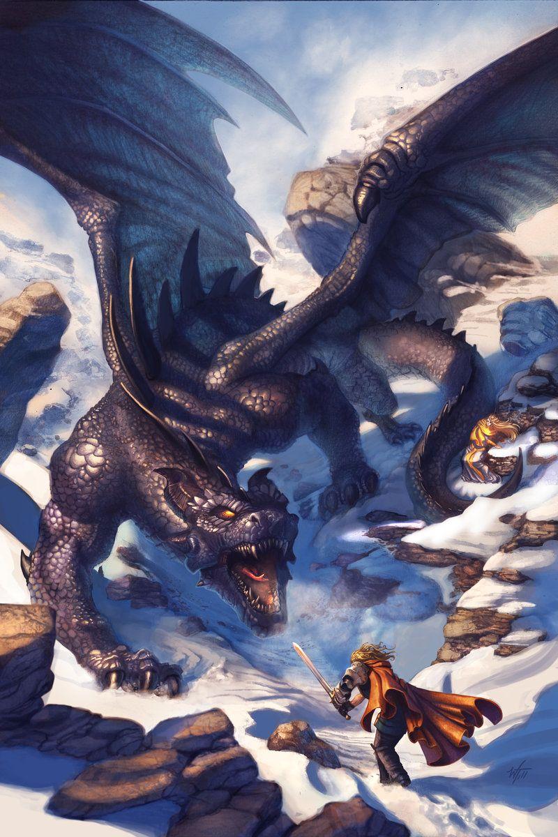 dragon brave fantasy warrior - photo #15