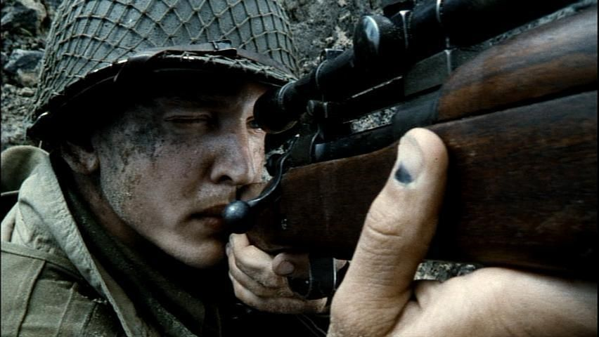 Barry Pepper in Saving Private Ryan | Movies In My Life ...