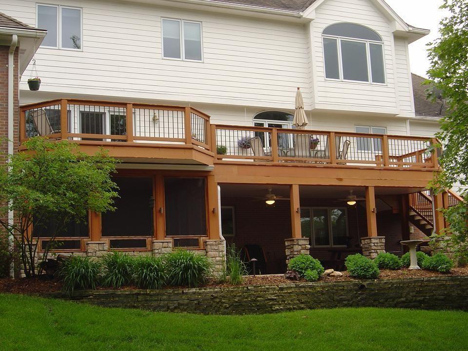 porch under deck outdoor ideas pinterest