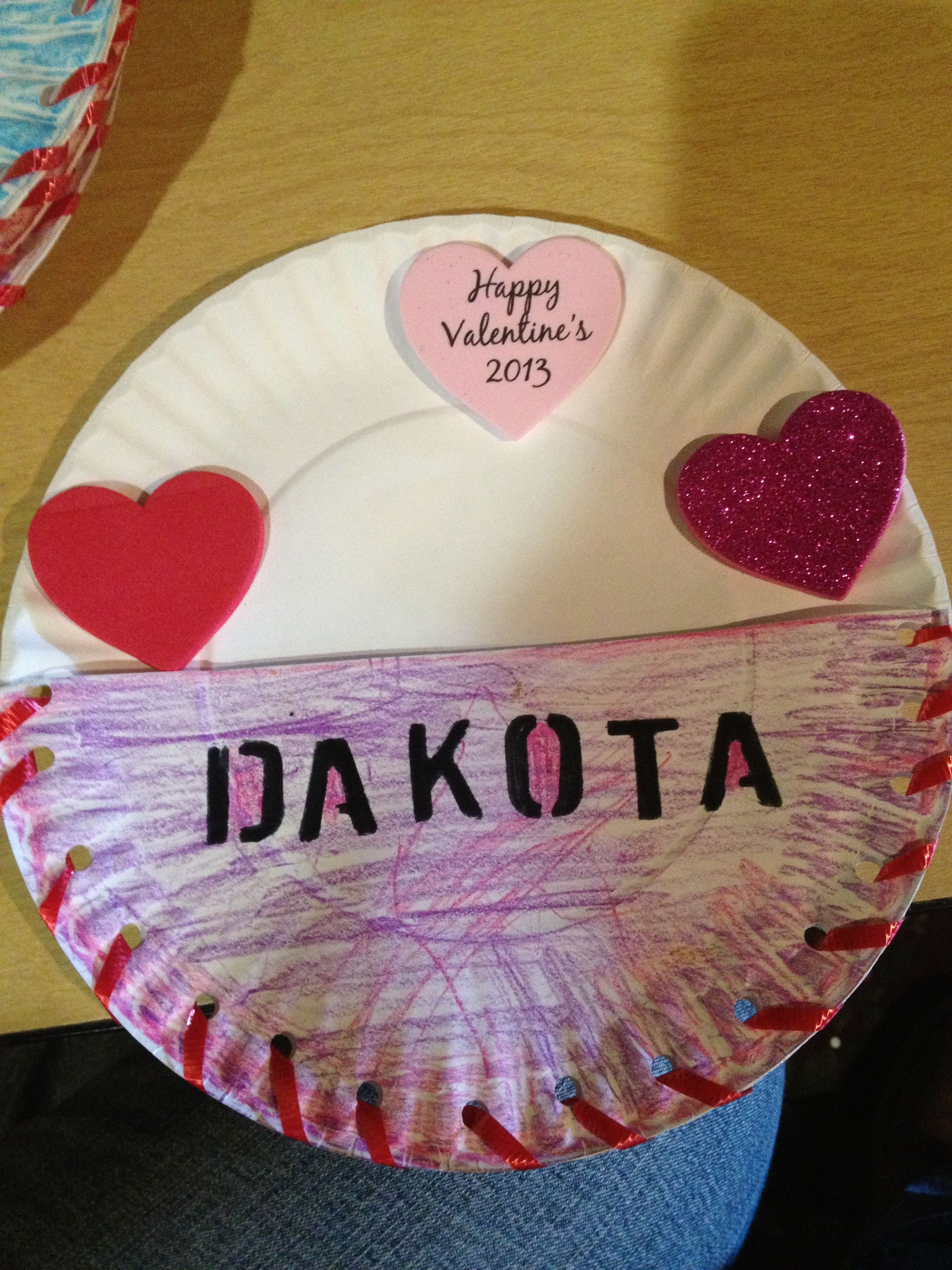 valentine's day mailboxes for preschoolers