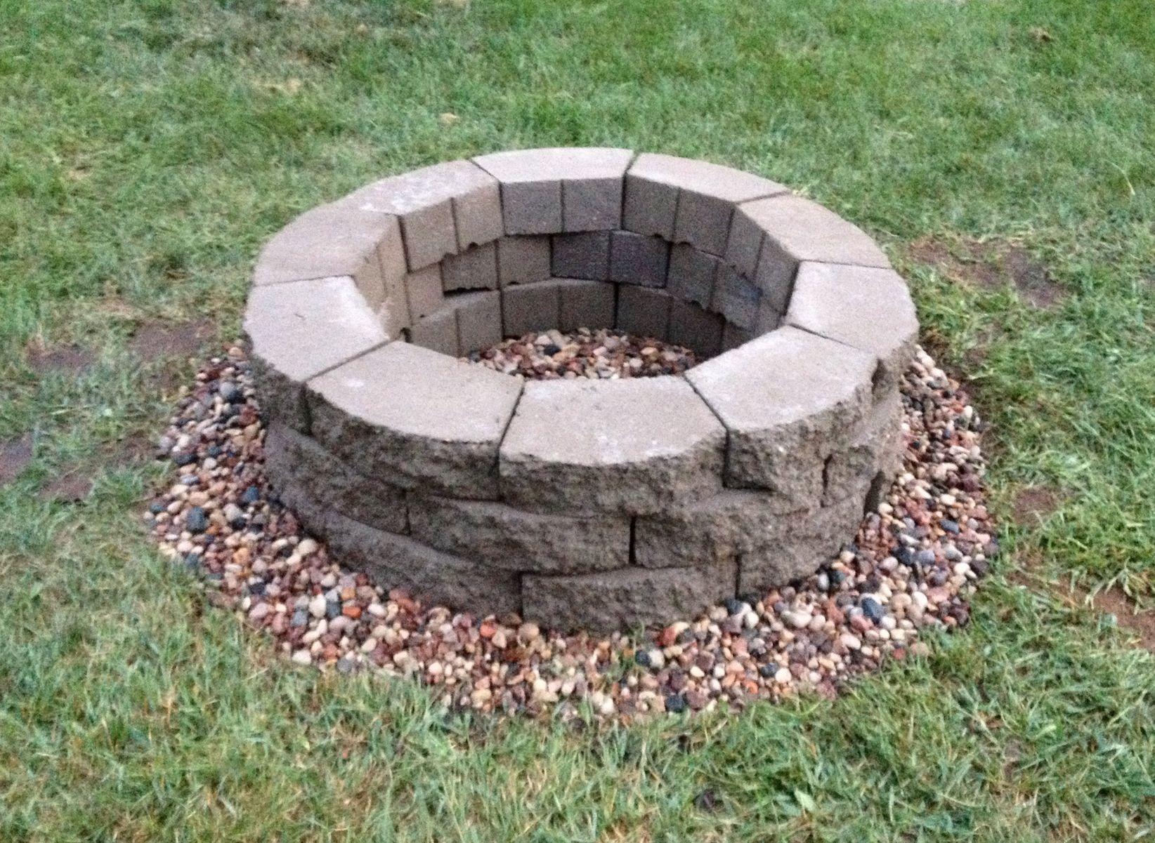 Pinterest Fire Pit