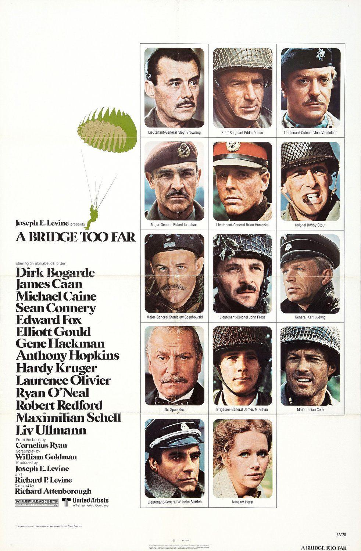 a bridge too far 70s movie posters pinterest